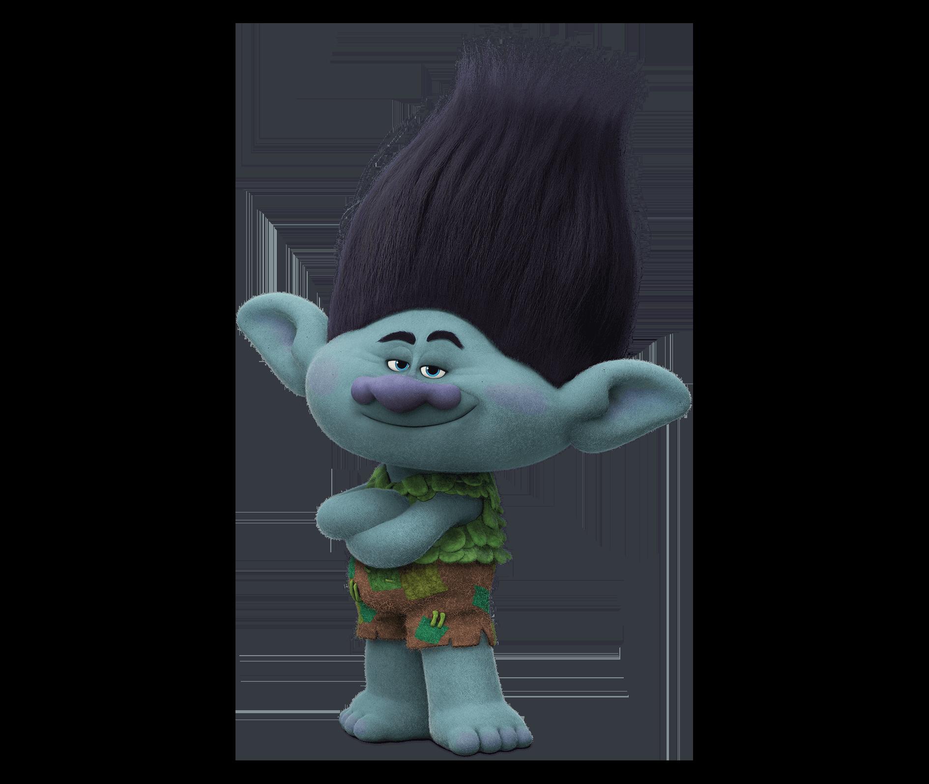 Trolls Official Site Dreamworks