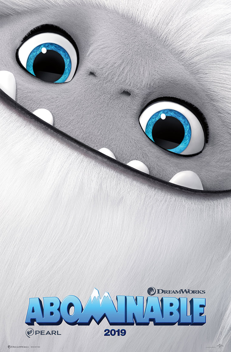Abominable Official Movie Site Trailer September 27 2019