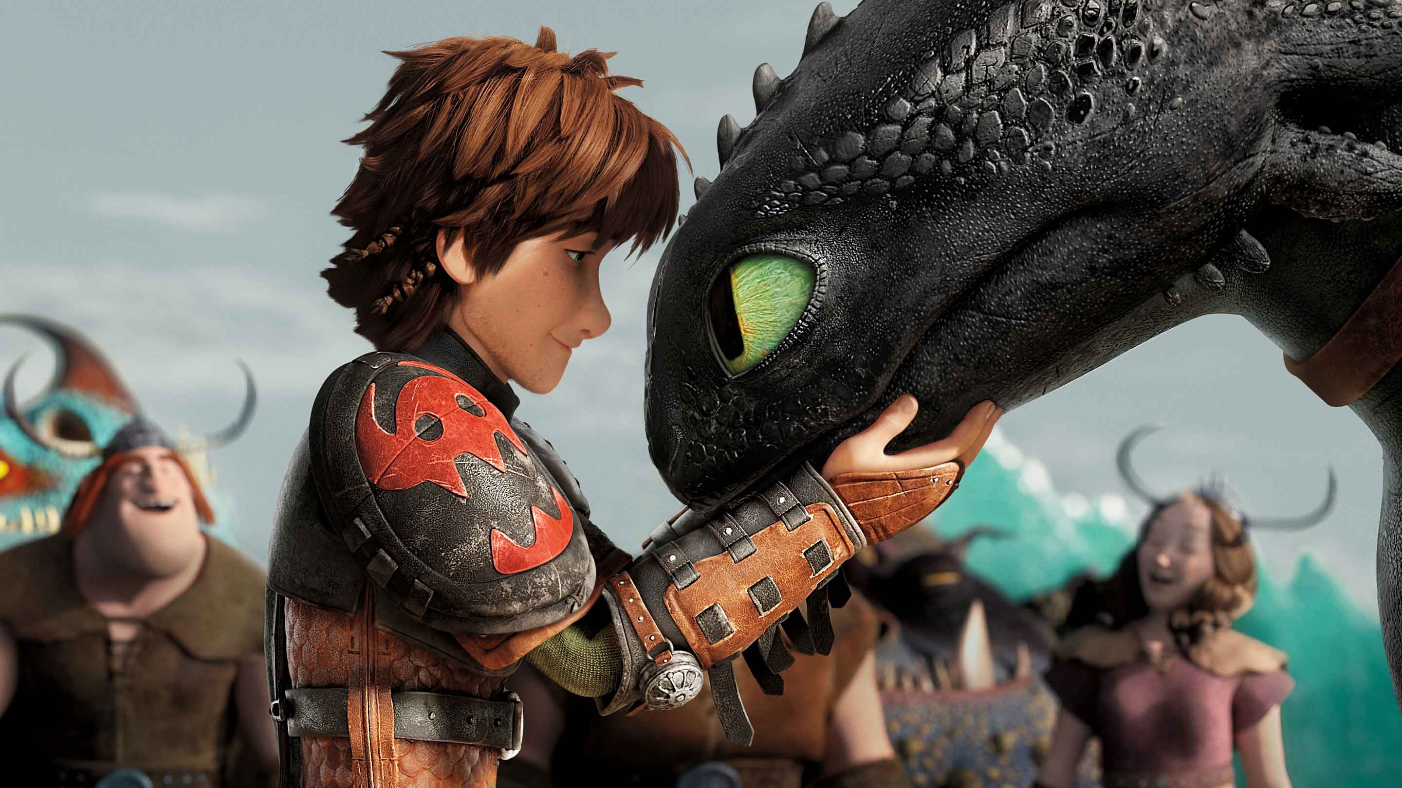 How to Train Your Dragon 12  Official Site  DreamWorks