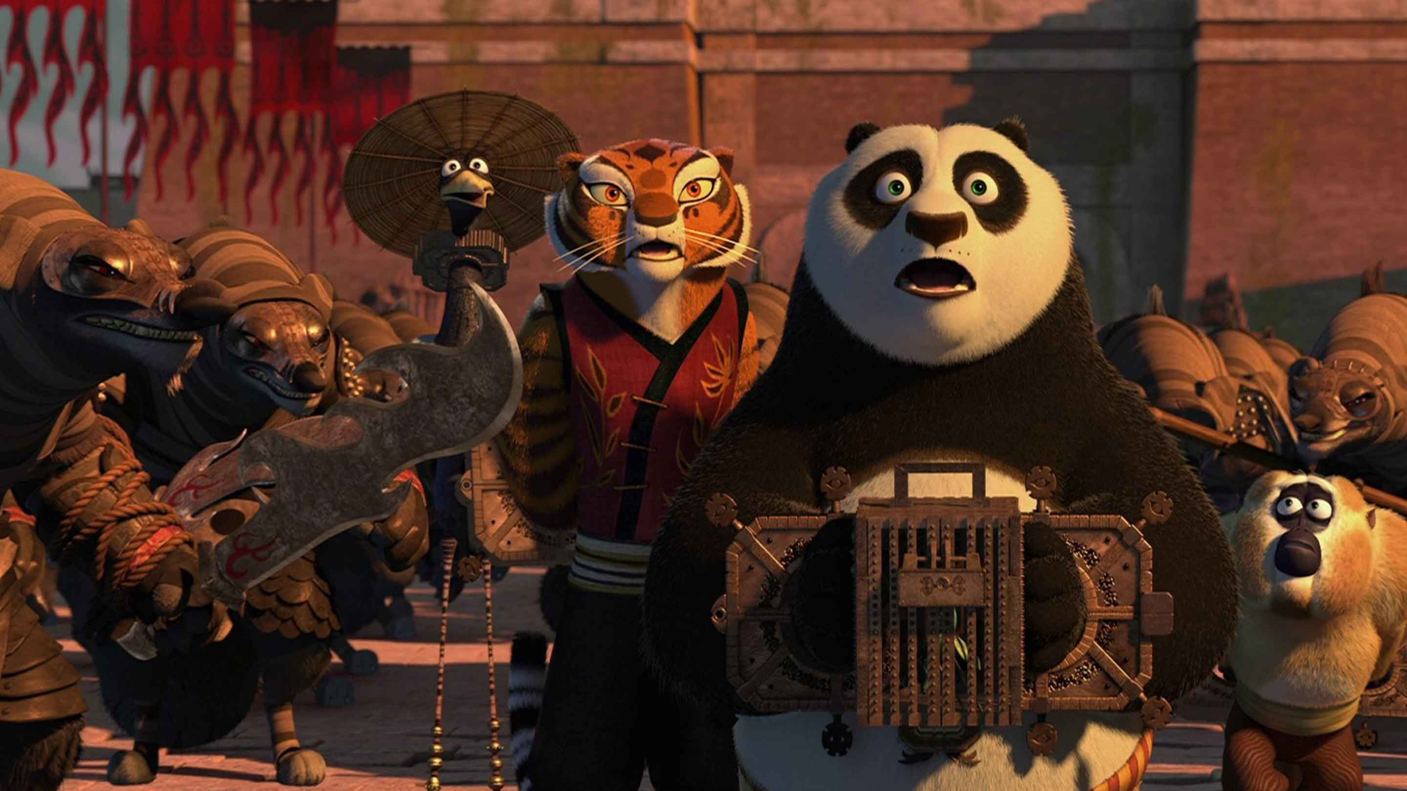 Kung Fu Panda 2 Official Site Dreamworks