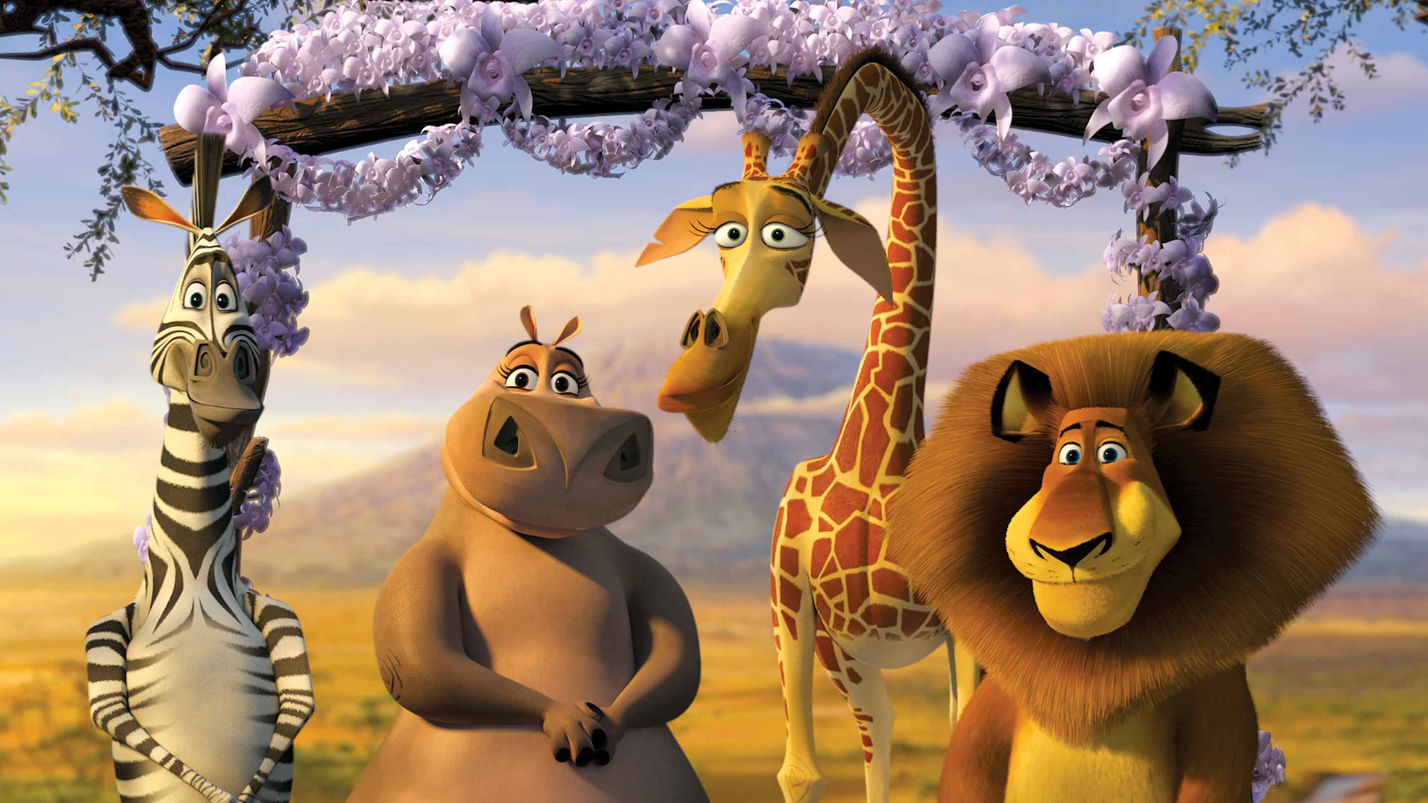 Madagascar Escape 2 Africa Official Site Dreamworks