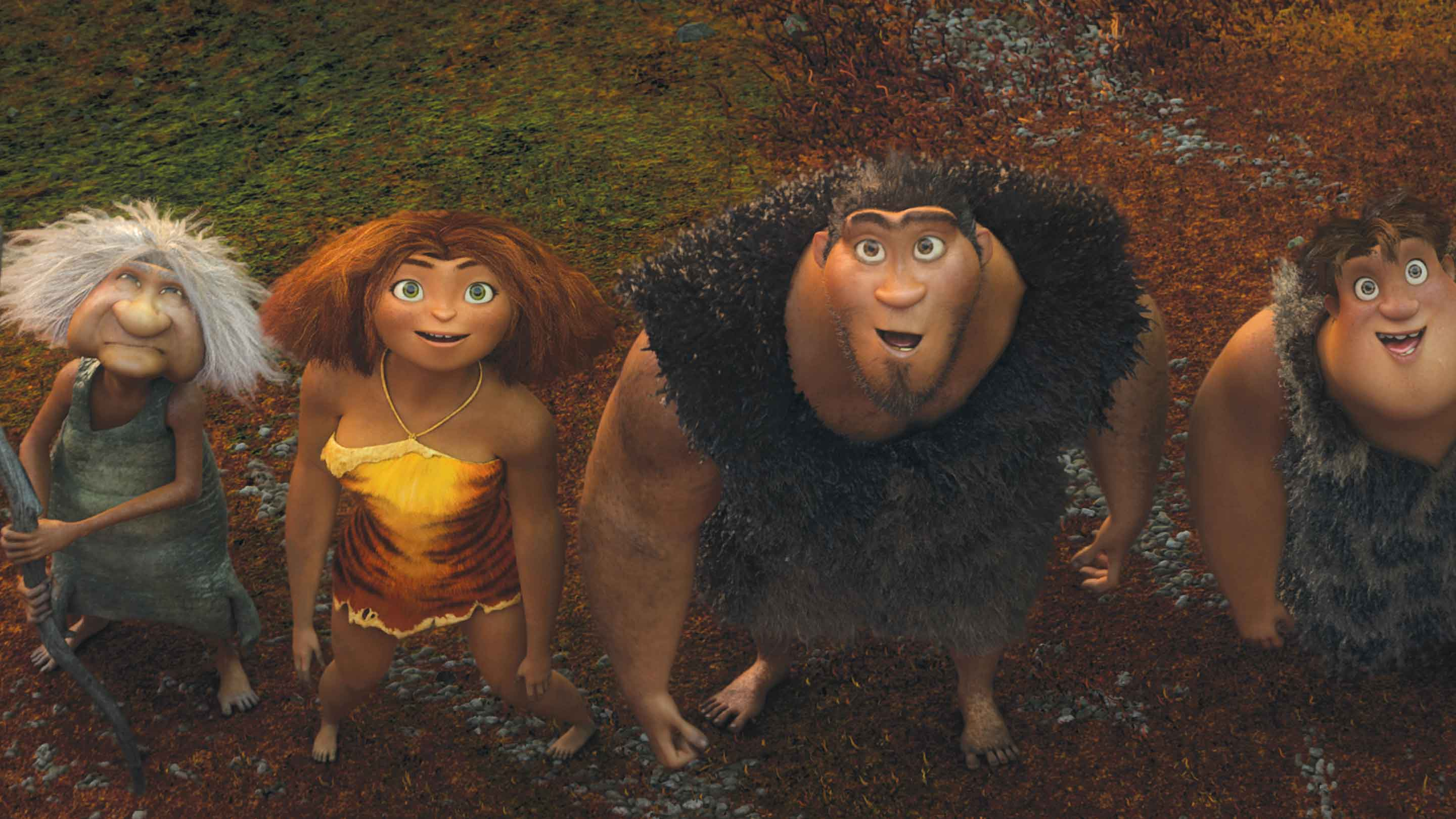 The Croods Official Site Dreamworks