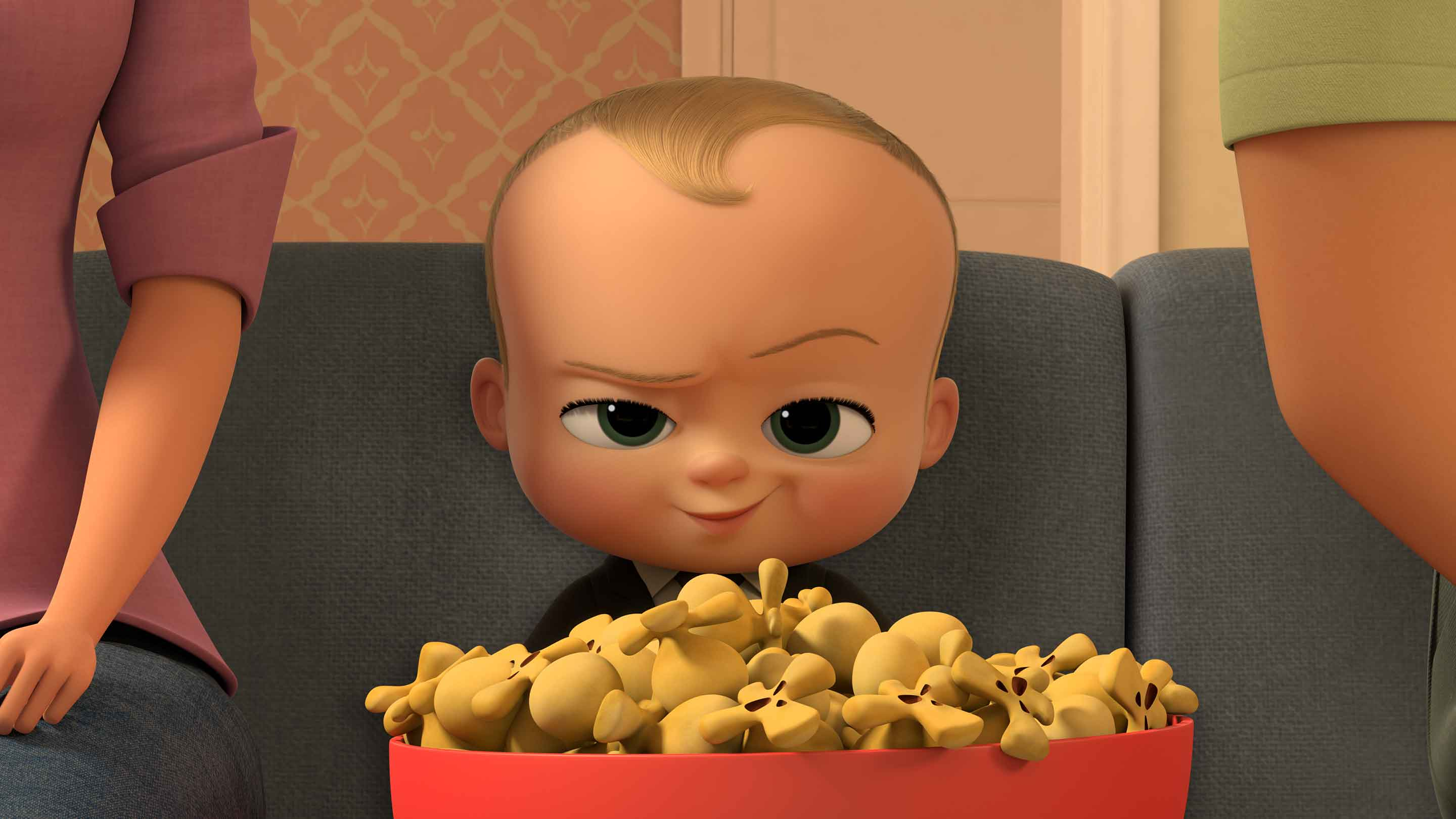 The Boss Baby Back In Business Tv Shows Dreamworks